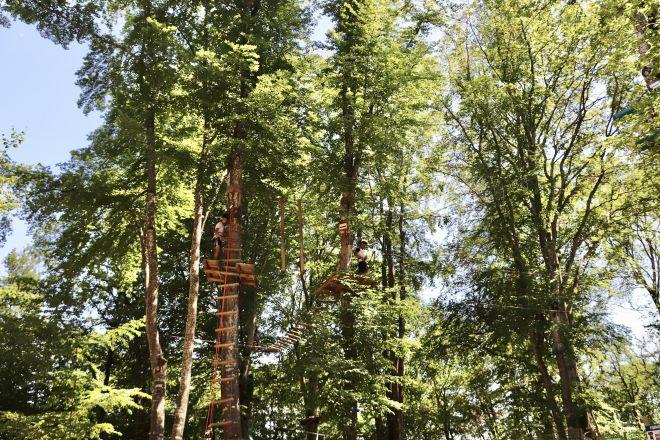 Parc Evasion Parc de loisirs activités plein-air Bourgogne-Franche-Comté